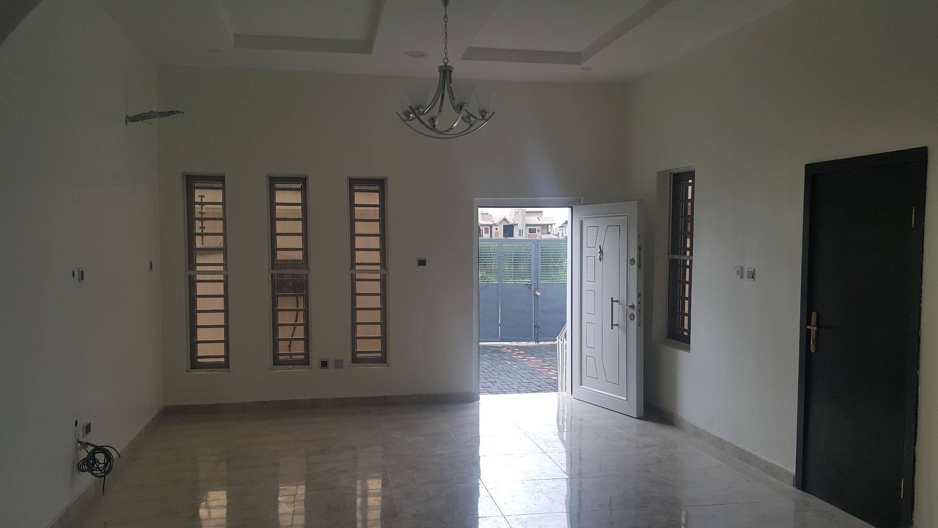 Estate for sale New 4 bedroom House for sale in Lekki — PropertyCheck NG